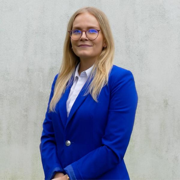 Johanna Hoch – Auszubildende